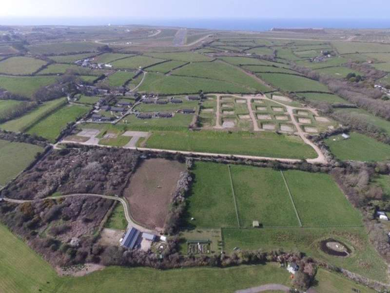 Land Commercial for sale in New Portreath Road, Cambrose