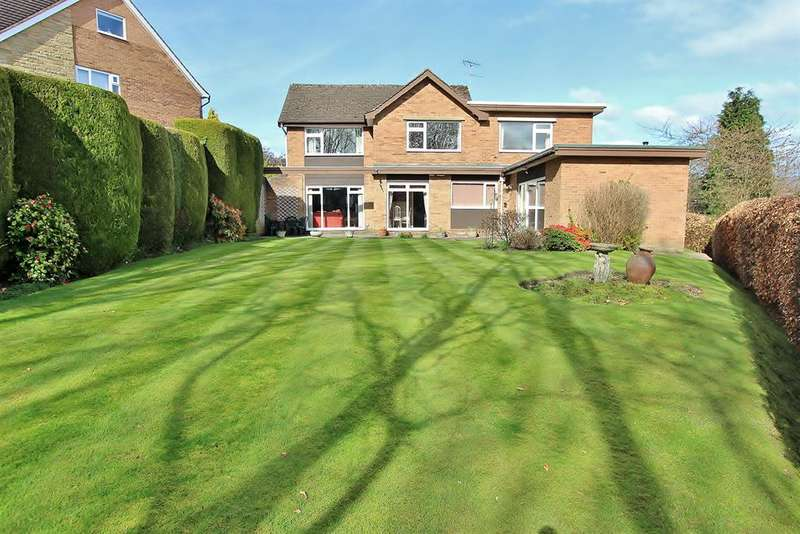 3 Bedrooms Detached House for sale in Silverdale Road, Ecclesall, Sheffield, S11 9JL