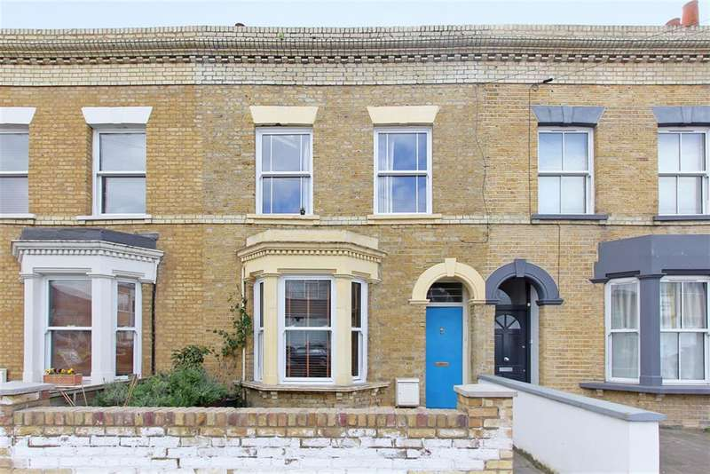3 Bedrooms Terraced House for sale in Lilford Road, Camberwell, SE5