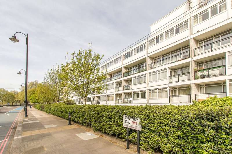 1 Bedroom Flat for sale in Churchill Gardens, Pimlico, SW1V