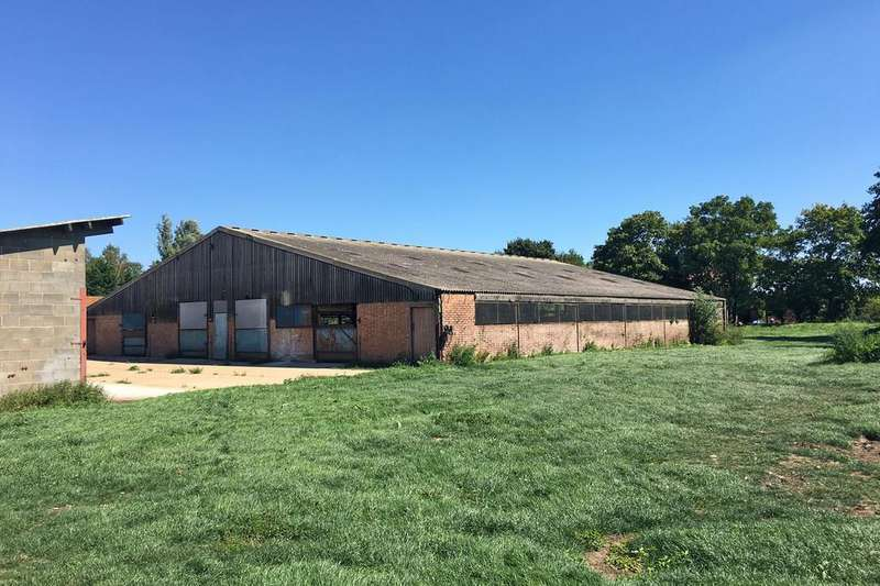 5 Bedrooms Land Commercial for sale in Wilby, Nr Stradbroke, Suffolk