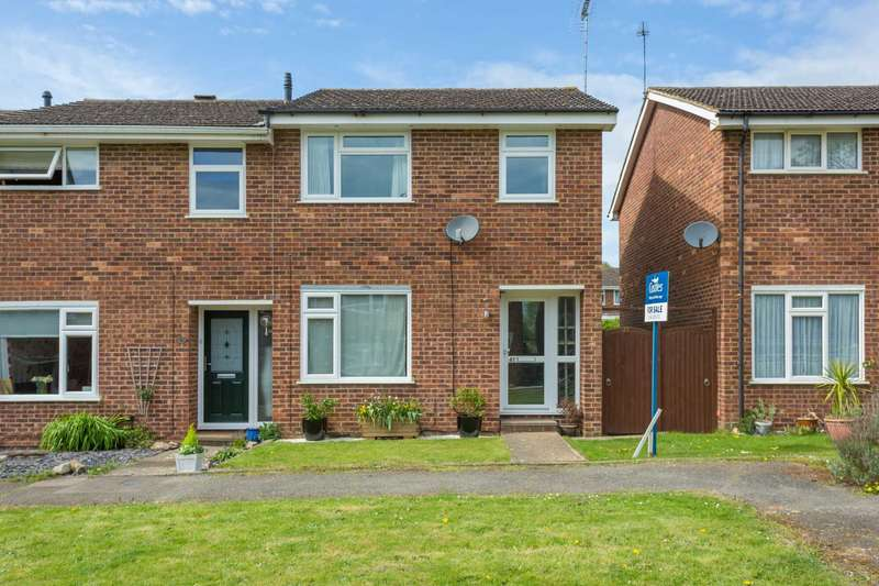3 Bedrooms End Of Terrace House for sale in Chiltern Park Avenue, Berkhamsted