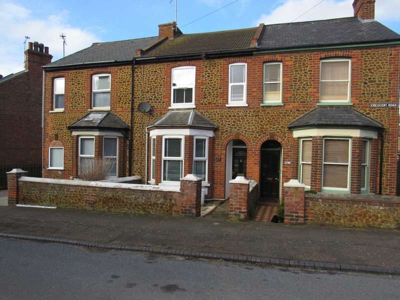 3 Bedrooms Terraced House for sale in Crescent Road, Hunstanton