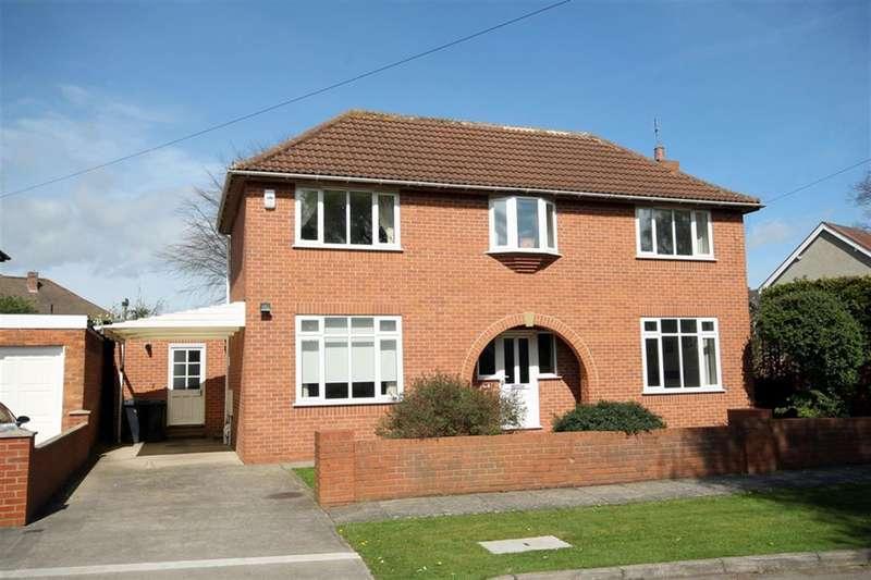 4 Bedrooms Detached House for sale in Templemead, Muncastergate, York, YO31 9LQ