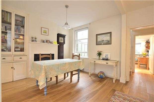 3 Bedrooms Terraced House for sale in Millmead Road, BATH, Somerset, BA2 3JW