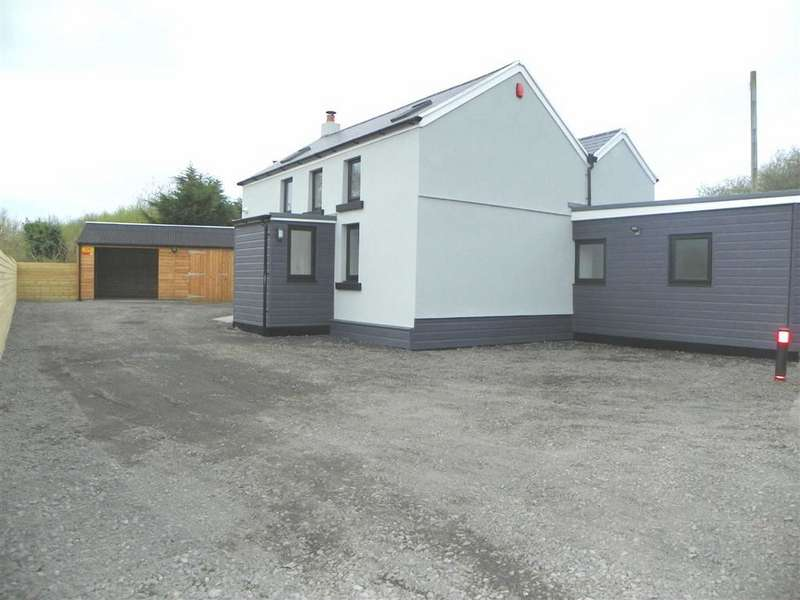 3 Bedrooms Property for sale in Pinged, Llanelli