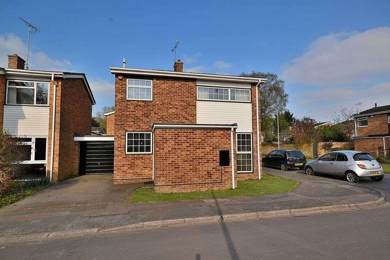 3 Bedrooms Detached House for sale in Danes Way, Leighton Buzzard