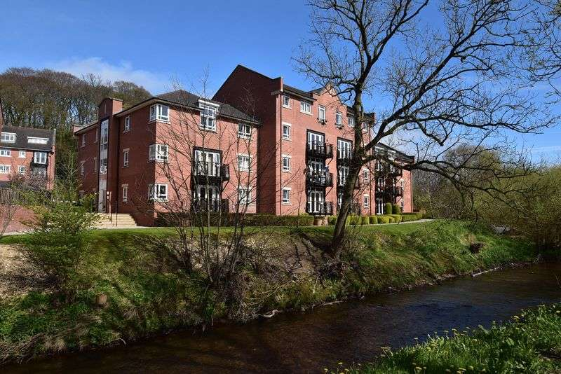 2 Bedrooms Flat for sale in Mill Green, Congleton, CW12 1JG