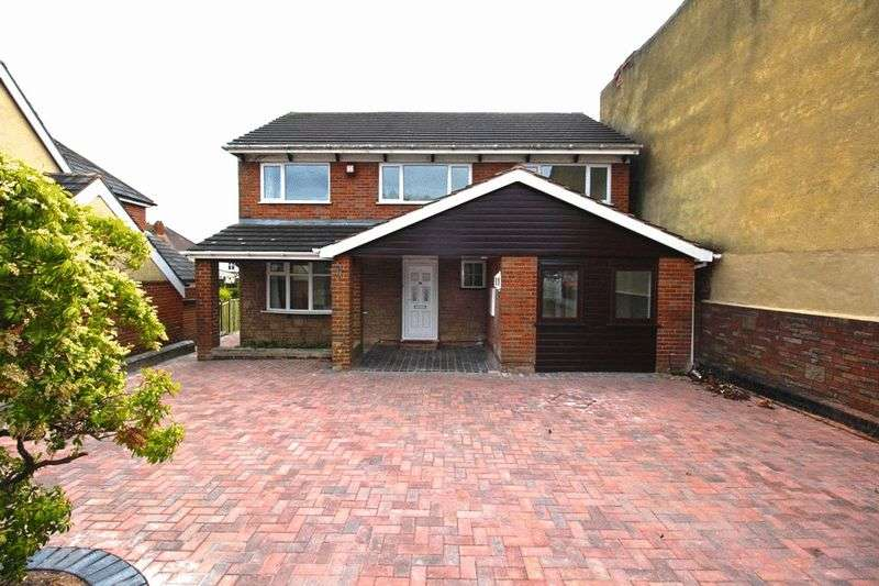 6 Bedrooms Detached House for sale in Gate Street, SEDGLEY