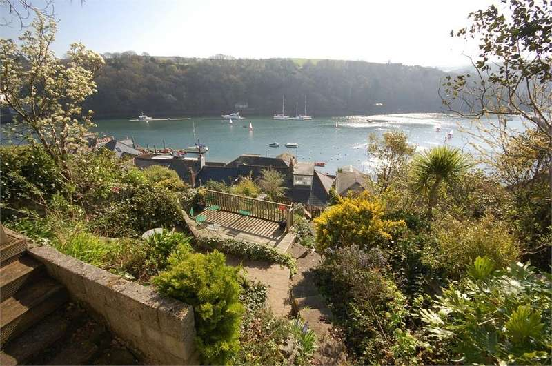 3 Bedrooms Terraced House for sale in 27 North Street, Fowey