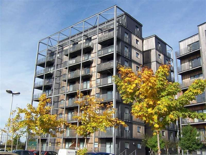 1 Bedroom Apartment Flat for sale in The Cube, Sports City, Manchester, M11