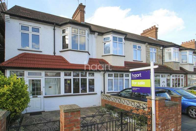 3 Bedrooms End Of Terrace House for sale in Gracefield Gardens, Streatham, SW16