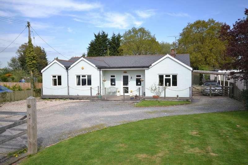 4 Bedrooms Bungalow for sale in Biddenden, TN27