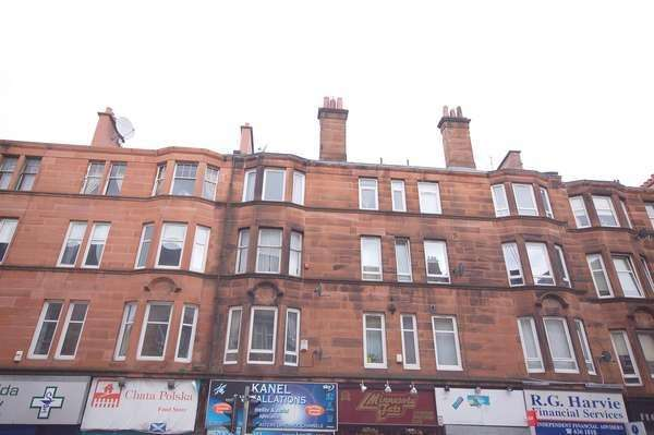 2 Bedrooms Flat for sale in 3/1, 1057 Cathcart Road, Mount Florida, Glasgow, G42 9AF