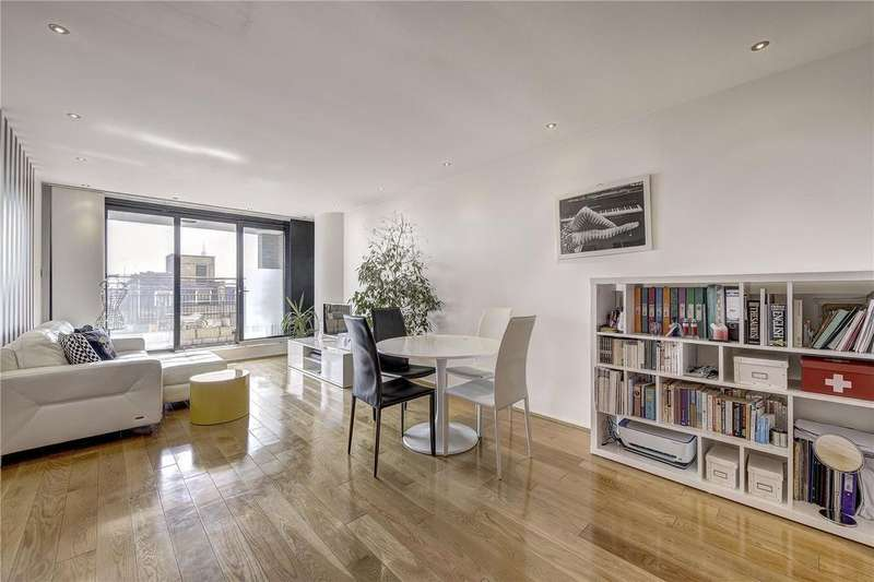 1 Bedroom Flat for sale in Point West, 116 Cromwell Road, South Kensington,, London, SW7