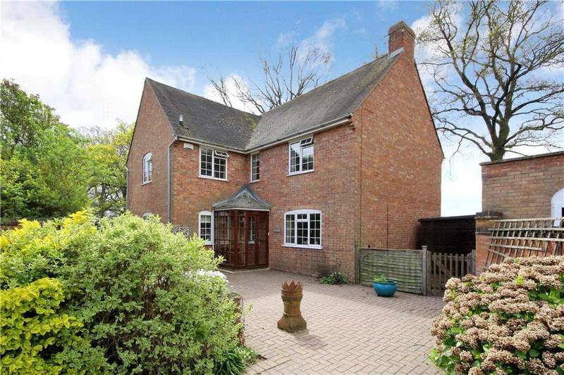 3 Bedrooms Detached House for sale in Rainsford Close, Clifford Chambers, Stratford-upon-avon, Warwickshire, CV37