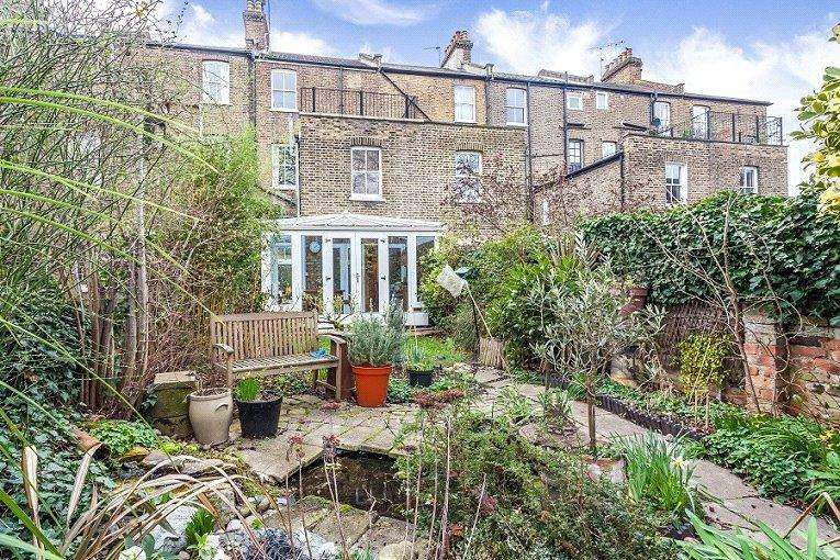 5 Bedrooms House for sale in Huddleston Road, Tufnell Park, London, N7