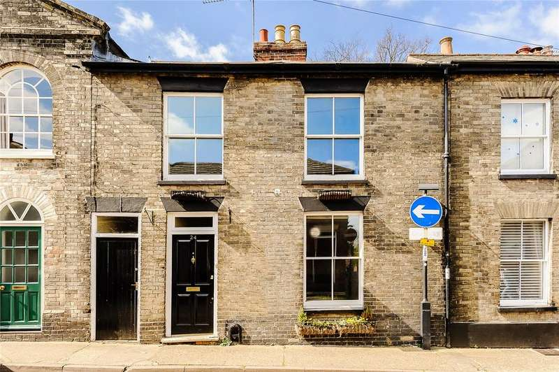 3 Bedrooms Terraced House for sale in Garland Street, Bury St. Edmunds, Suffolk