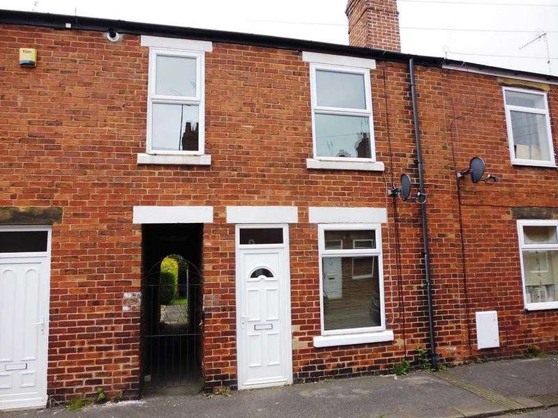 3 Bedrooms Terraced House for sale in Sherwood Street, Chesterfield