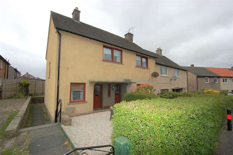 2 Bedrooms Apartment Flat for sale in Aberdour Crescent, Dunfermline