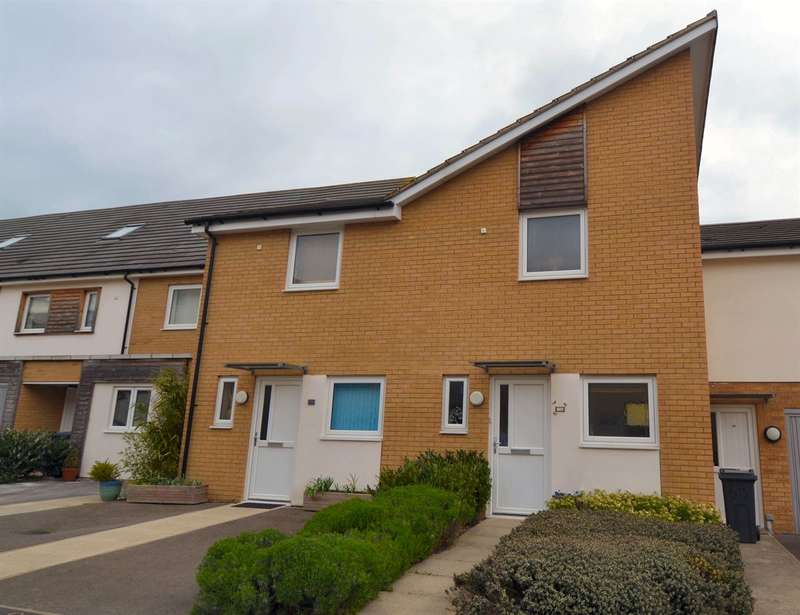 2 Bedrooms Terraced House for sale in Olympia Way, Whitstable