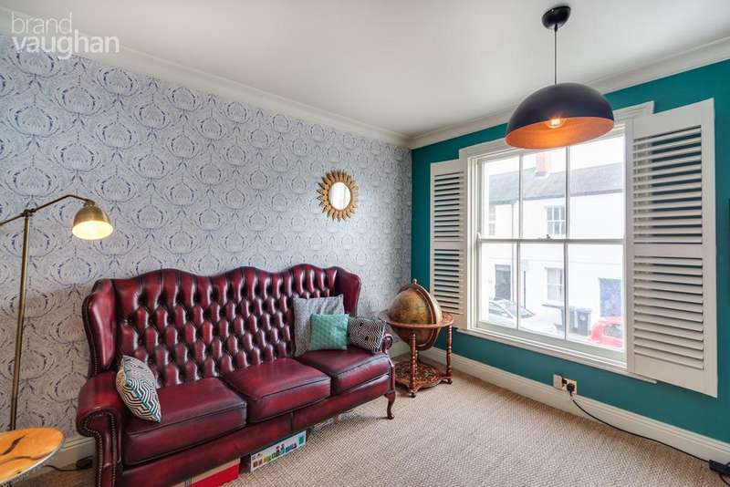 3 Bedrooms Mews House for sale in Portland Road, Worthing, BN11