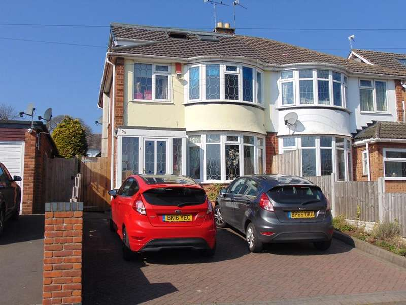 6 Bedrooms Semi Detached House for sale in Station Road, Coleshill B46