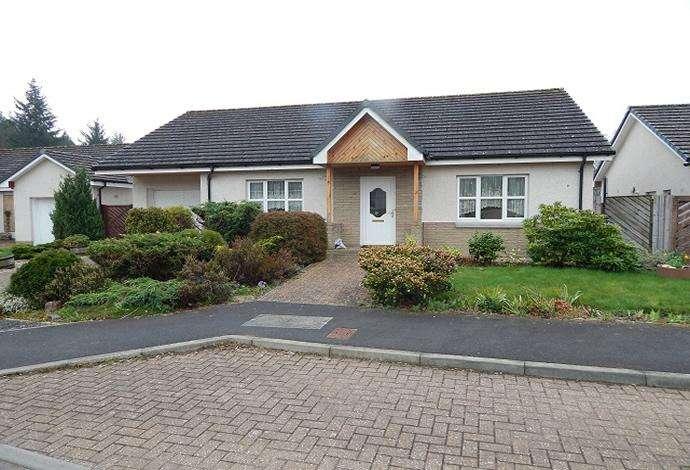 2 Bedrooms Bungalow for sale in 2 Caddon Haugh, Clovenfords, TD1 3LE