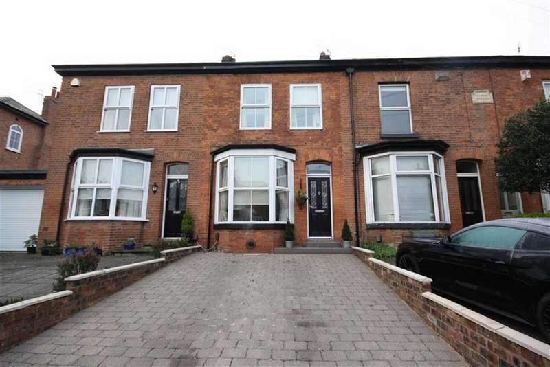3 Bedrooms Terraced House for sale in Temple Road, Sale