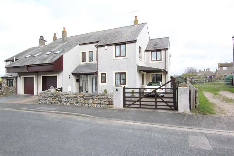 4 Bedrooms Semi Detached House for sale in 8 Hall Garth, Barrow-In-Furness