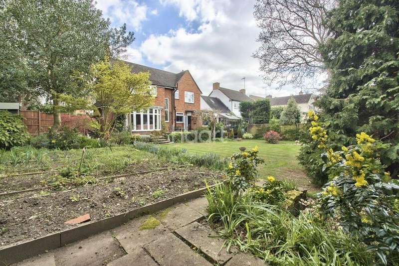 3 Bedrooms Detached House for sale in Abington Park Crescent, Abington, Northampton