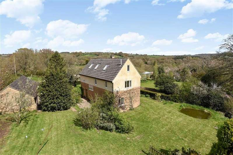 4 Bedrooms Detached House for sale in Otterford, Chard, Somerset, TA20