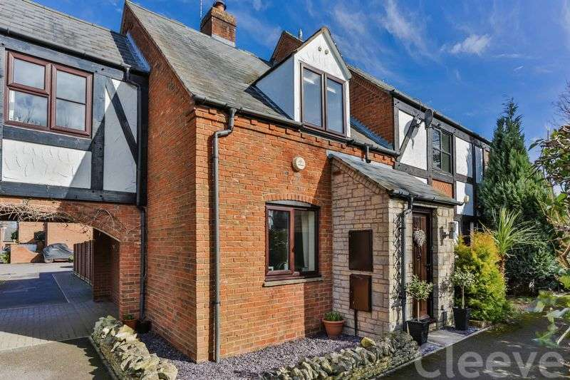 2 Bedrooms Terraced House for sale in Green Meadow Bank, Cheltenham