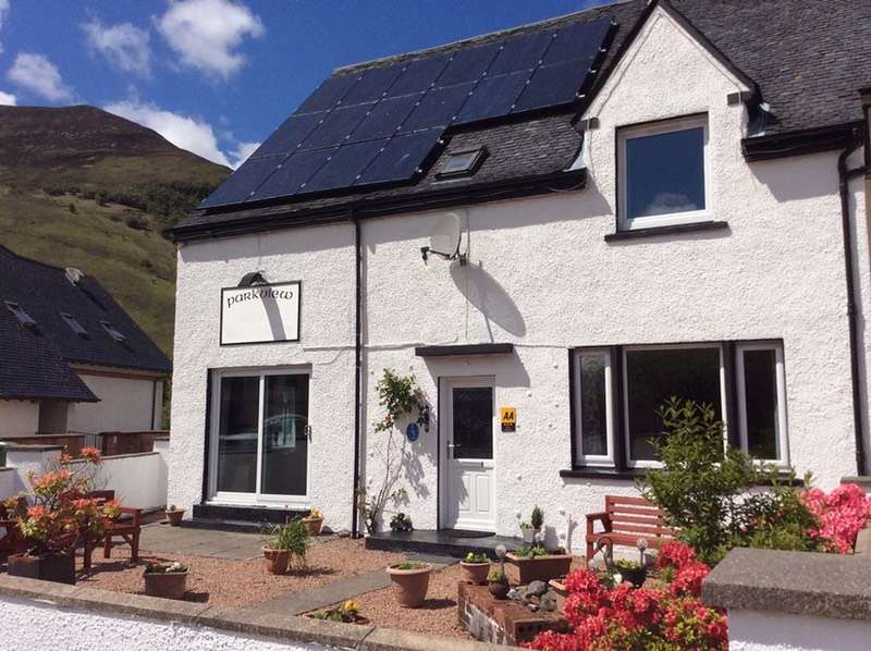 7 Bedrooms End Of Terrace House for sale in Park Road, Ballachulish, Highland, PH49