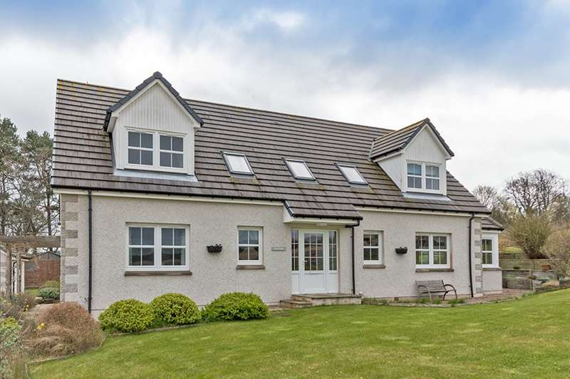 5 Bedrooms Detached House for sale in Stoneyton, Mulben, Keith, Morayshire, AB55
