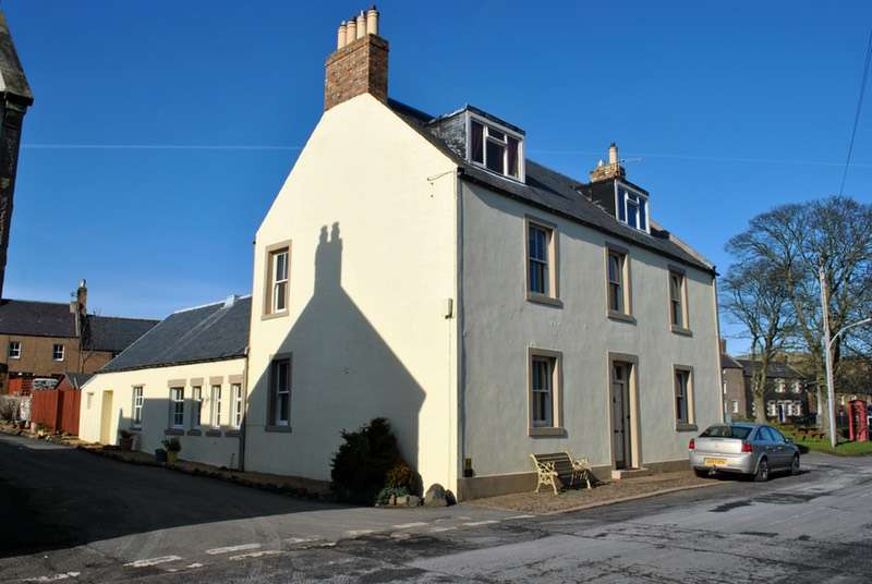 6 Bedrooms Detached House for sale in High Street, Kelso, Scottish Borders, TD5