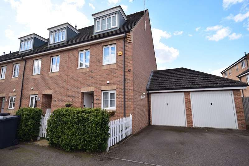 3 Bedrooms Terraced House for sale in Bennington Drive, Borehamwood, Hertfordshire, WD6
