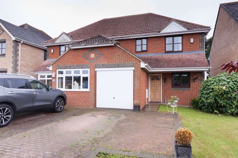 3 Bedrooms Semi Detached House for sale in St Marys, Lynholm Road, Polegate, East Sussex, BN26