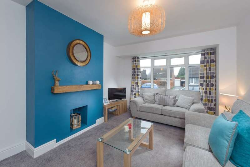 2 Bedrooms Bungalow for sale in Bradley Avenue, Houghton Le Spring, Tyne and Wear, DH5