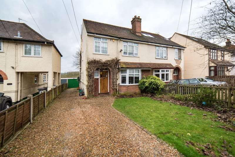 3 Bedrooms Semi Detached House for sale in Poppy Road, Princes Risborough, Buckinghamshire, HP27