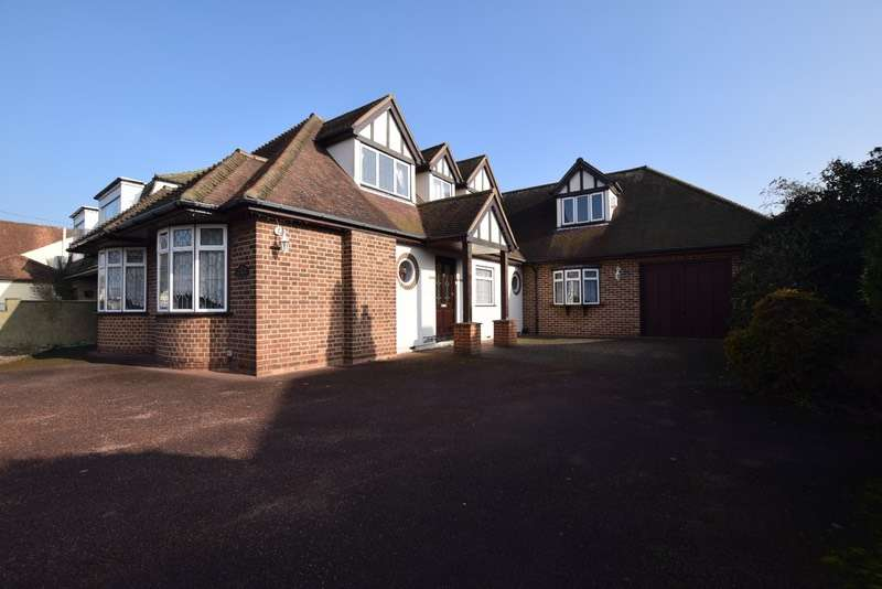 4 Bedrooms Detached House for sale in King Edward Avenue, Rainham, London, RM13