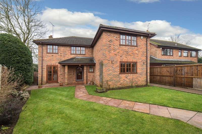 5 Bedrooms Detached House for sale in Workhouse Lane, Toddington, Bedfordshire, LU5