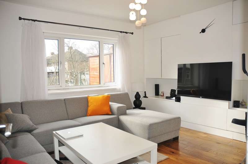2 Bedrooms Flat for sale in Galsworthy Road, London, London, NW2