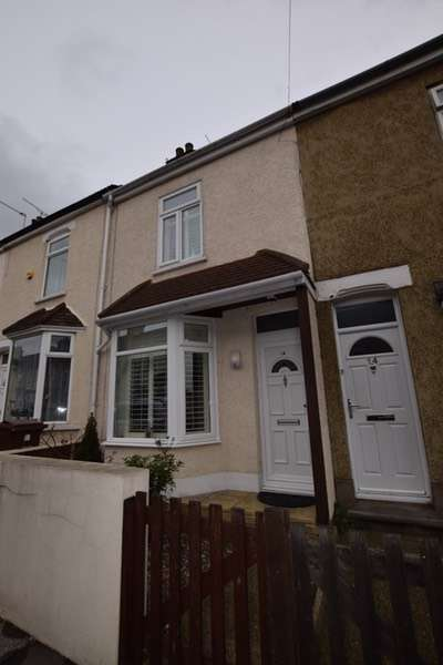 3 Bedrooms Terraced House for sale in Belmont Road, Grays, Essex, RM17