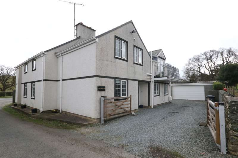 5 Bedrooms Detached House for sale in Hen Efail, Conwy, Conway, LL32