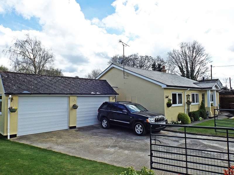 3 Bedrooms Bungalow for sale in Barwick, Ware, Hertfordshire, SG11