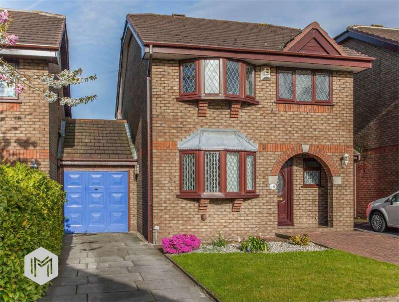 3 Bedrooms Link Detached House for sale in Blenheim Street, Tyldesley, Manchester