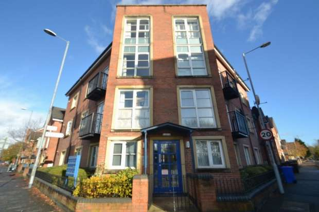 2 Bedrooms Apartment Flat for sale in Alexandra Road M16 7ha Manchester