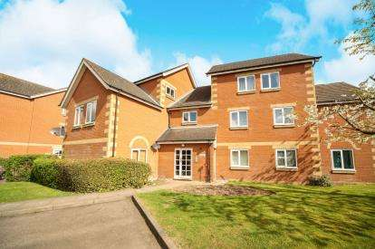 1 Bedroom Flat for sale in Shepherds Pool, Evesham, Worcestershire