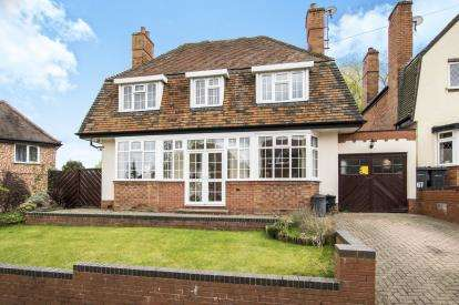 3 Bedrooms Detached House for sale in Lloyd Road, Birmingham, West Midlands